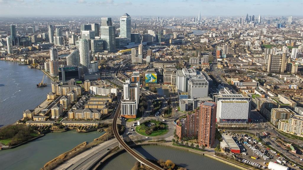 Upgrade: Canning Town is undergoing huge changes