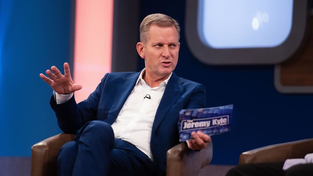 Off air: The Jeremy Kyle Show has been postponed indefinitely PICTURE: REX