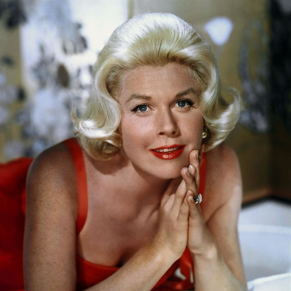 Wholesome: Doris Day has passed away, aged 97 PICTURE: GETTY