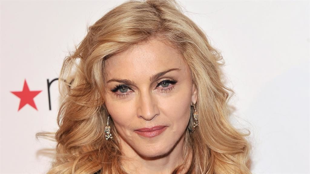 Into The Groove? Madonna is yet to confirm Eurovision set PICTURE: GETTY