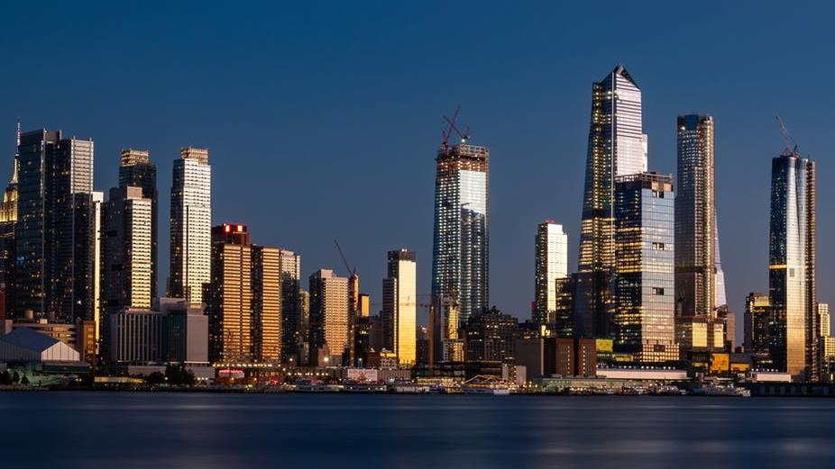 New York restricts the growth of glass skyscrapers PICTURE: SHUTTERSTOCK