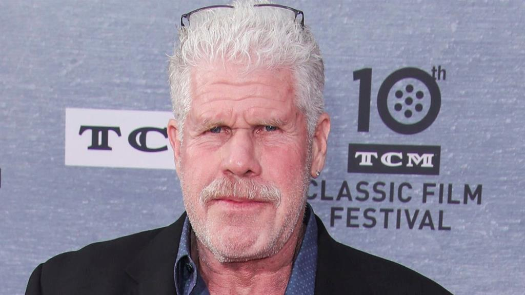 Sixty Seconds With Ron Perlman