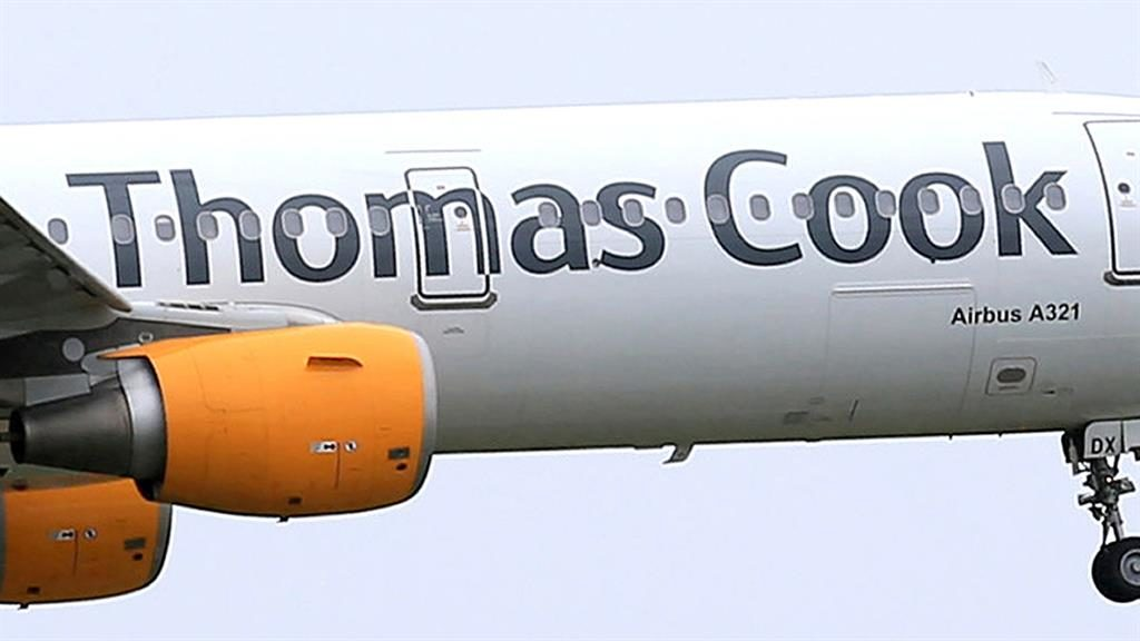 Up for sale: Thomas Cook's airline PICTURE: PA