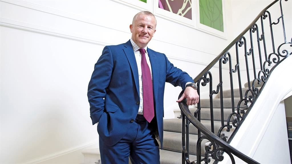 Investment boss: Neil Woodford PICTURE: REX