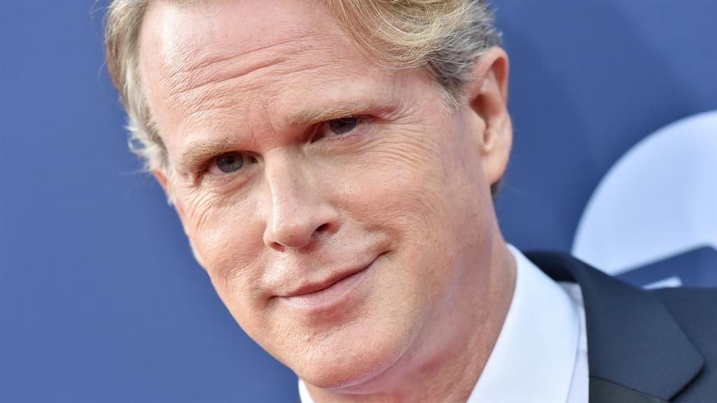 Knew he was seeing something special on the set of Glory: Brit actor Cary Elwes PICTURE: GETTY