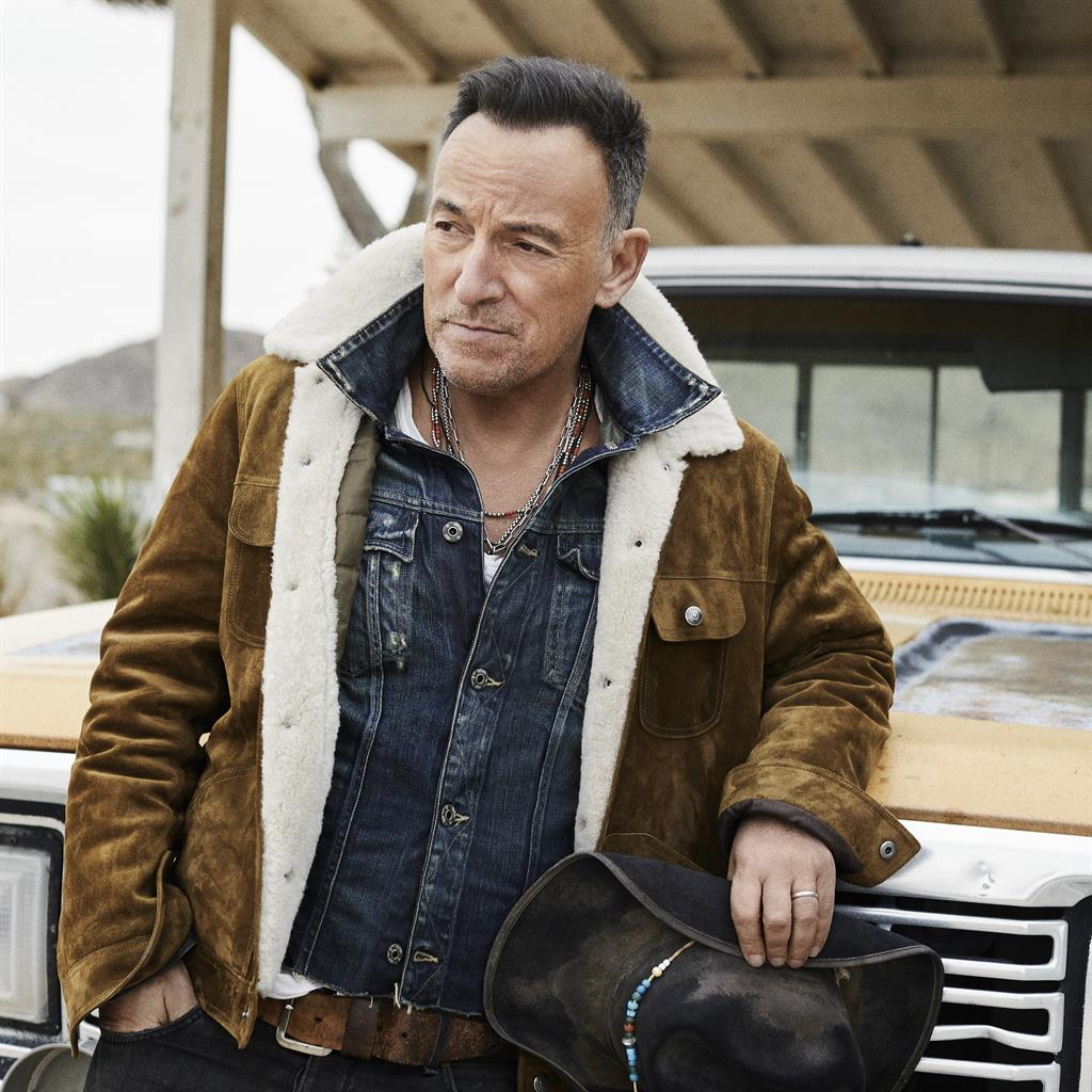 Understated: Springsteen's latest sound is gentler and more romantic