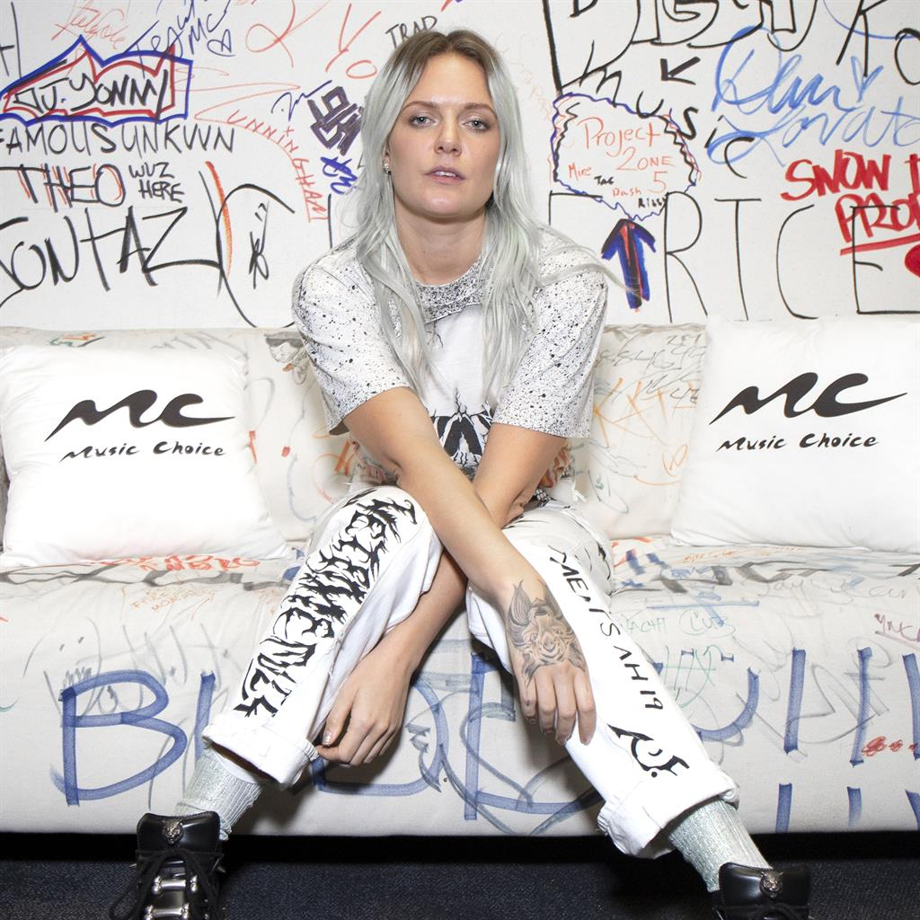 Lo on a high: Tove feels she's found 'the one' in her Kiwi fella PICTURE: GETTY