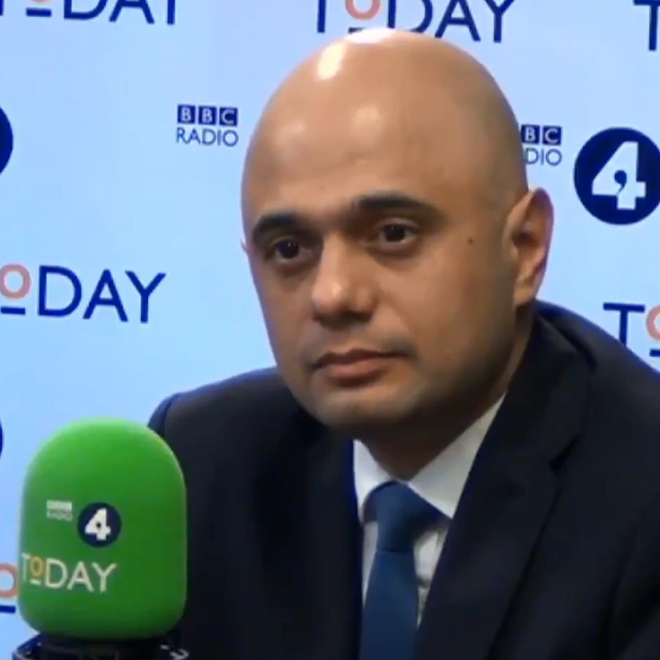 'Odd': Mr Javid is baffled by snub