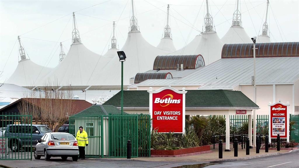 Holiday death: The man in his fifties died after being involved in an altercation in one of the bars at Butlin's Bognor Regis