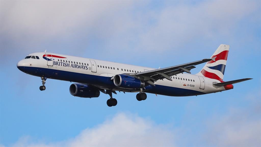 No-fly zone: Airlines including British Airways, Qantas, KLM and Lufthansa have announced diversions to routes in the Gulf region PICTURE: GETTY