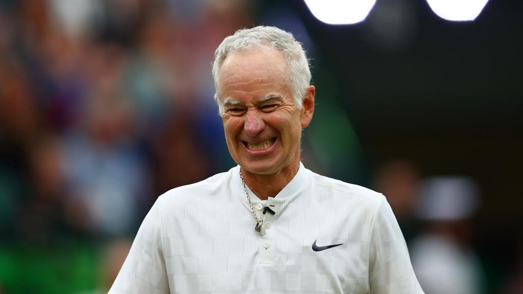 John McEnroe on Andy Murray's Wimbledon doubles chances and potential singles return