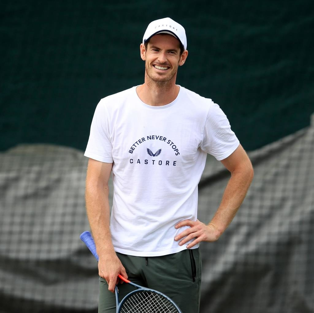 Andy Murray relishing doubles link-up with Serena Williams