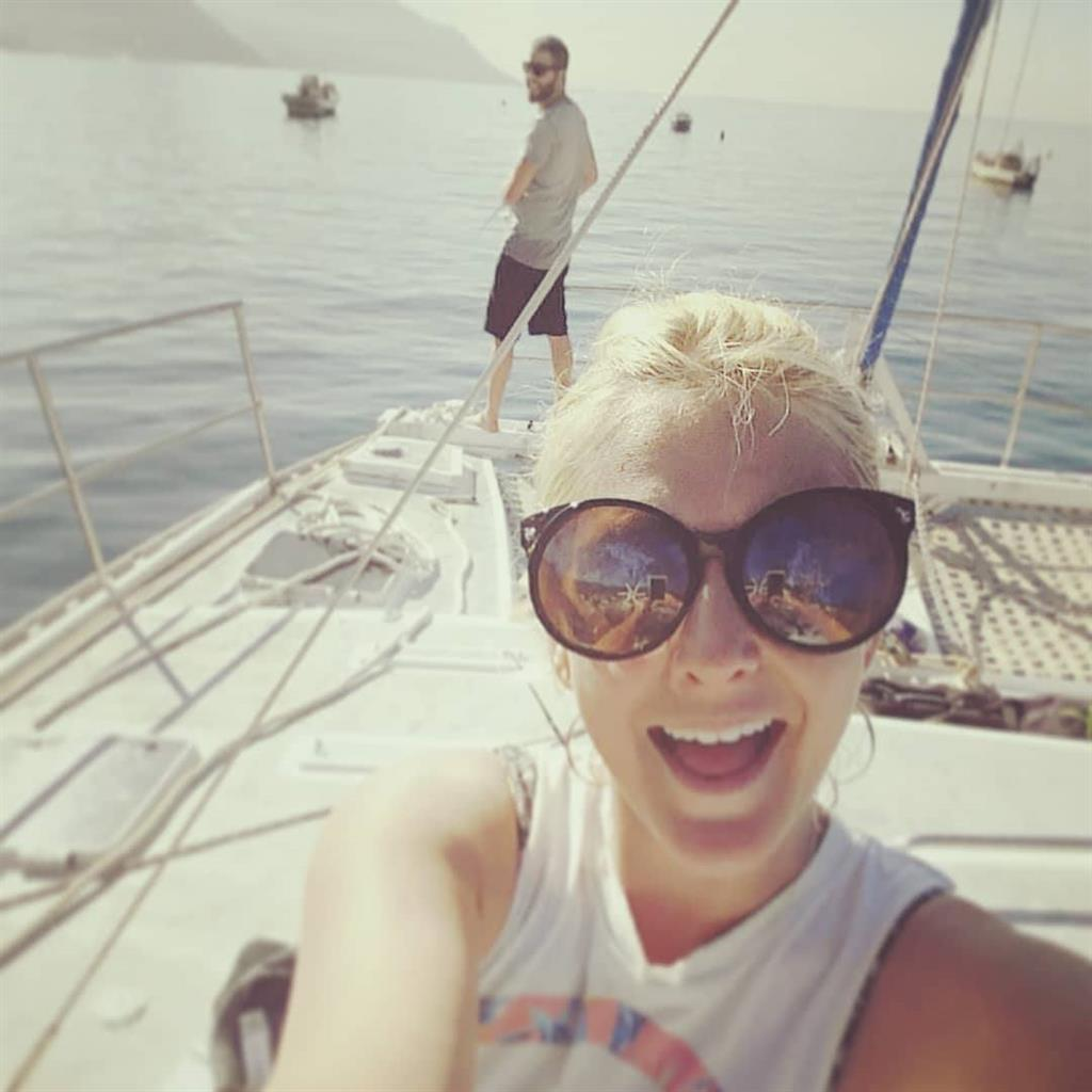 Yacht tragedy: Victim Sara King
