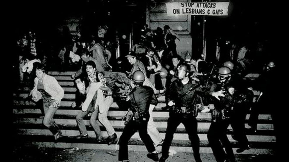 Pride moment in history: We recall the 1969 Stonewall riots