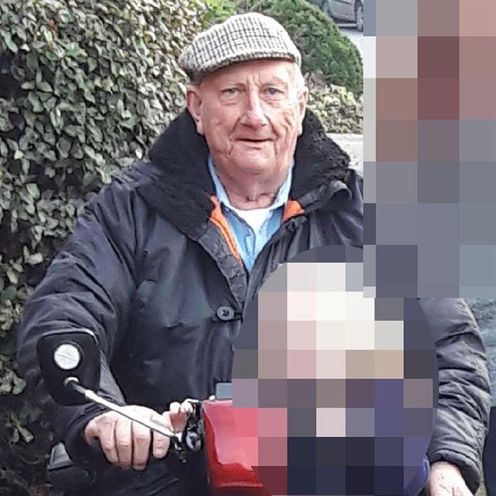 Found dead: Desmond Wooding