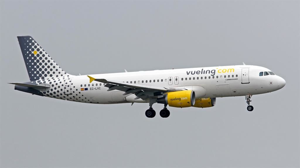 Vueling is least reliable airline from United Kingdom airports