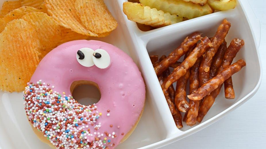 Lunch: Do you know what your child is eating at school? PICTURE: SHUTTERSTOCK