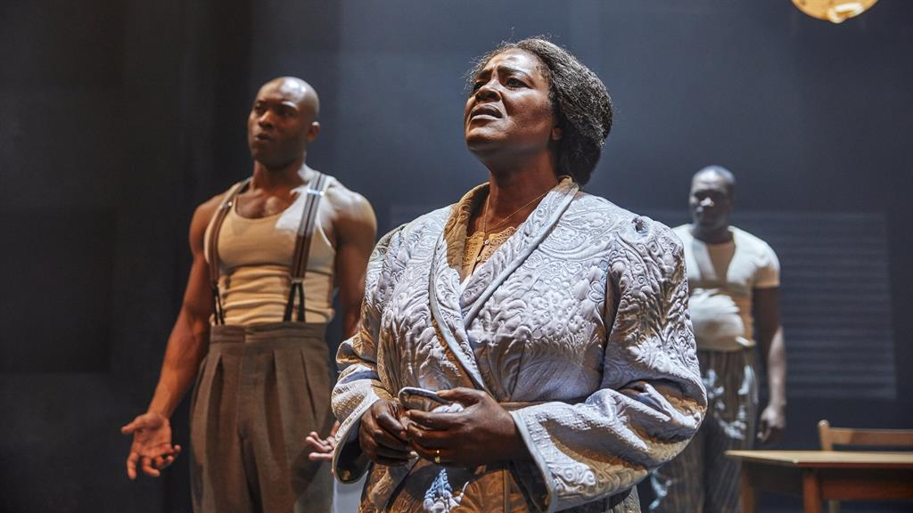Weekend: Sharon D Clarke talks about how her new role feels like a