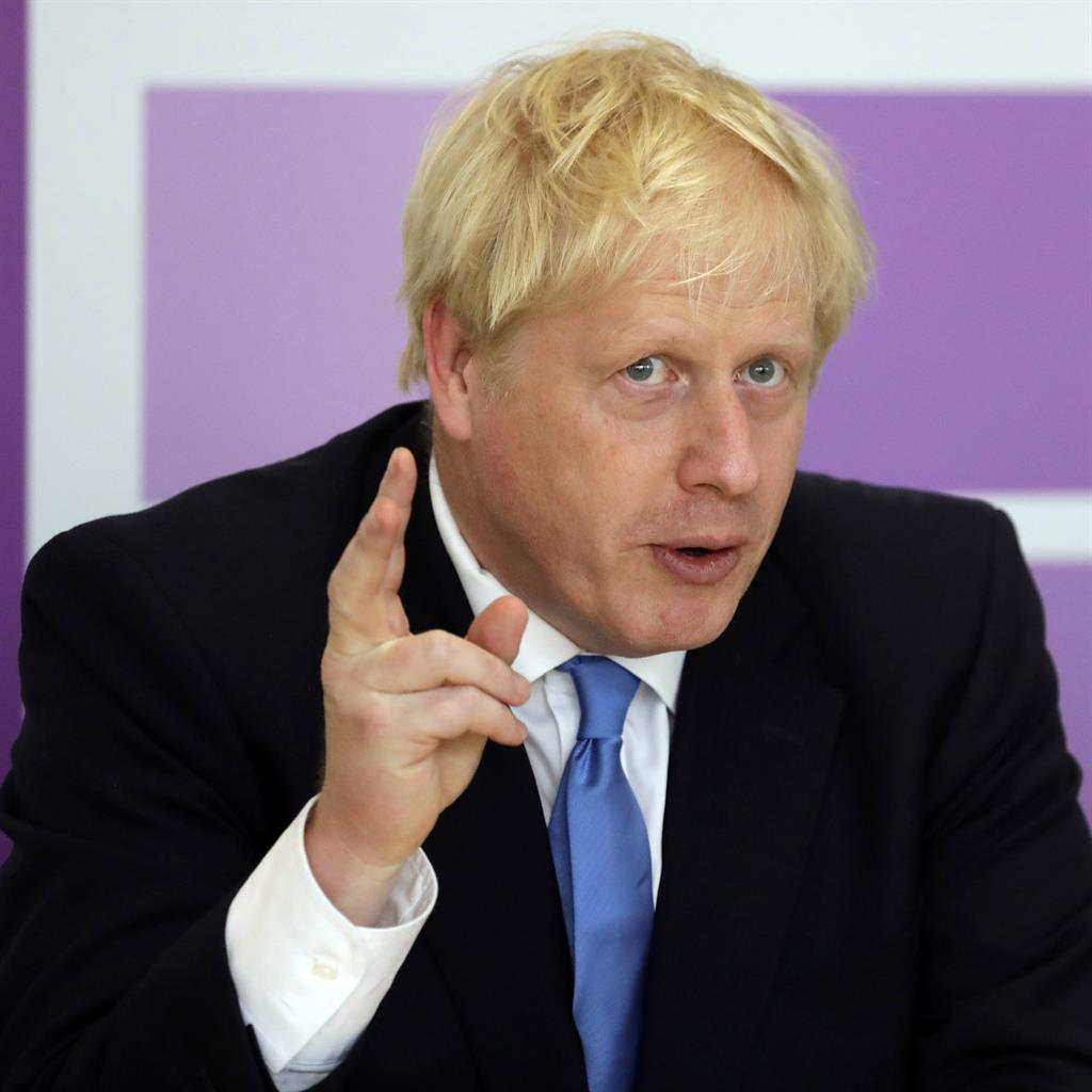 Quickest by-election defeat for any post-war PM: Boris Johnson PICTURE: PA