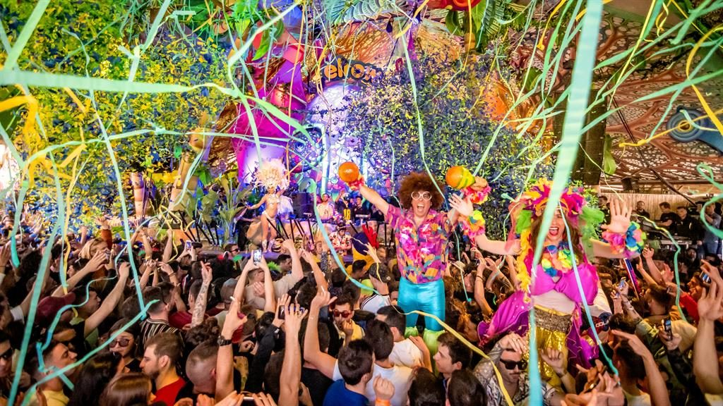 The best events in Europe for sun, sea and techno