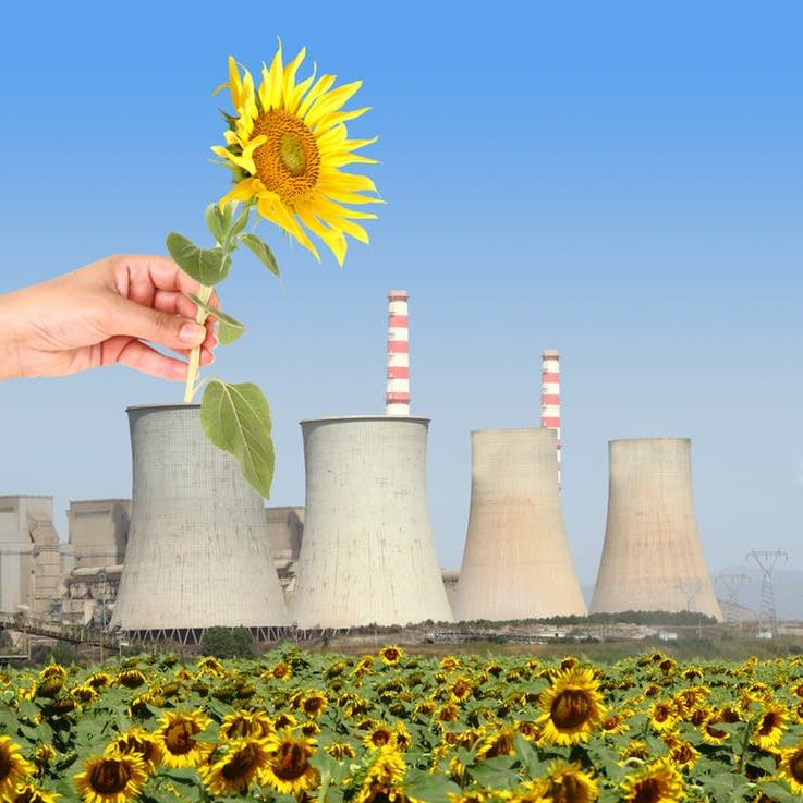 Try as we might: 'Greening' our current economic system can only take us so far PICTURE: GTS/SHUTTERSTOCK