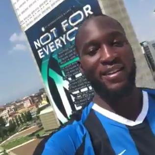 Confirmation: Lukaku reached out to his followers this afternoon