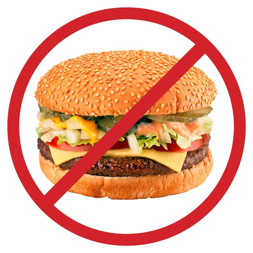 Image result for no burger