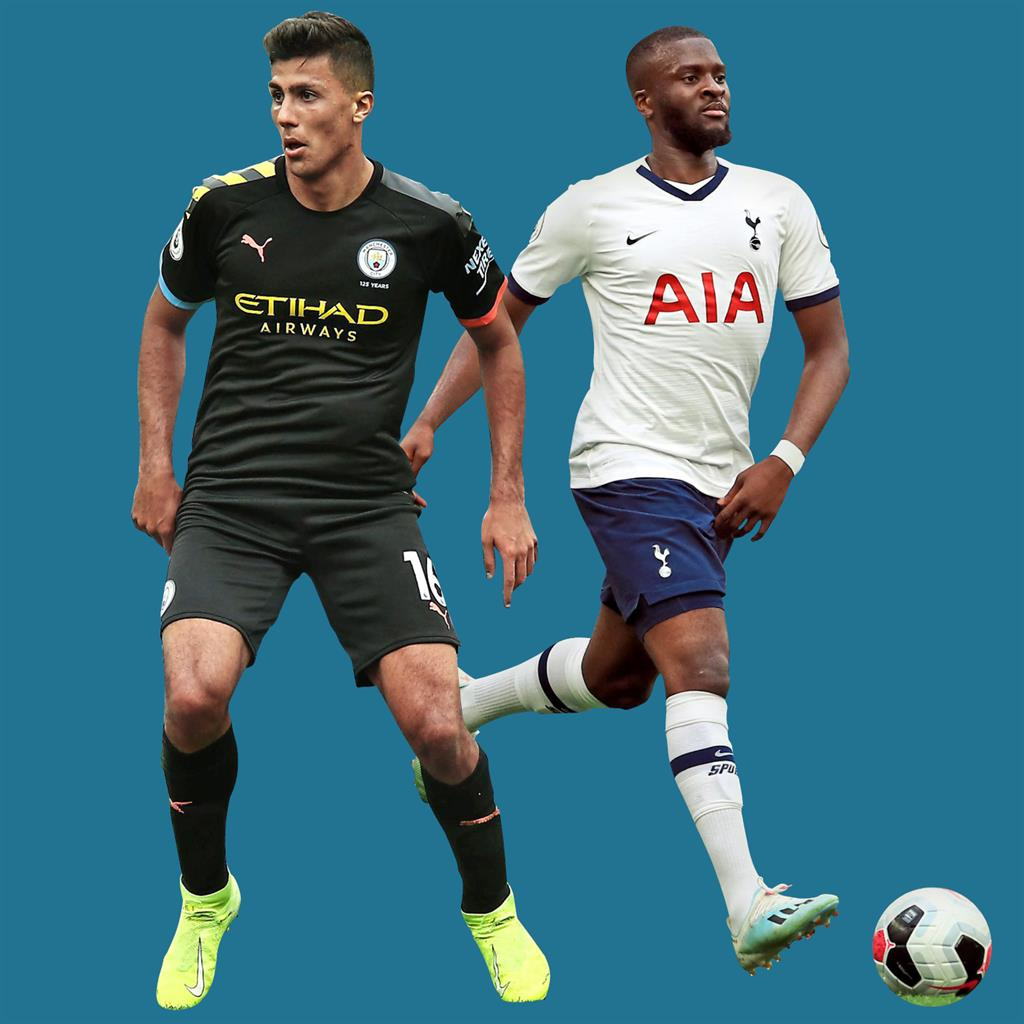 Manchester City vs Tottenham, Premier League 2019-20