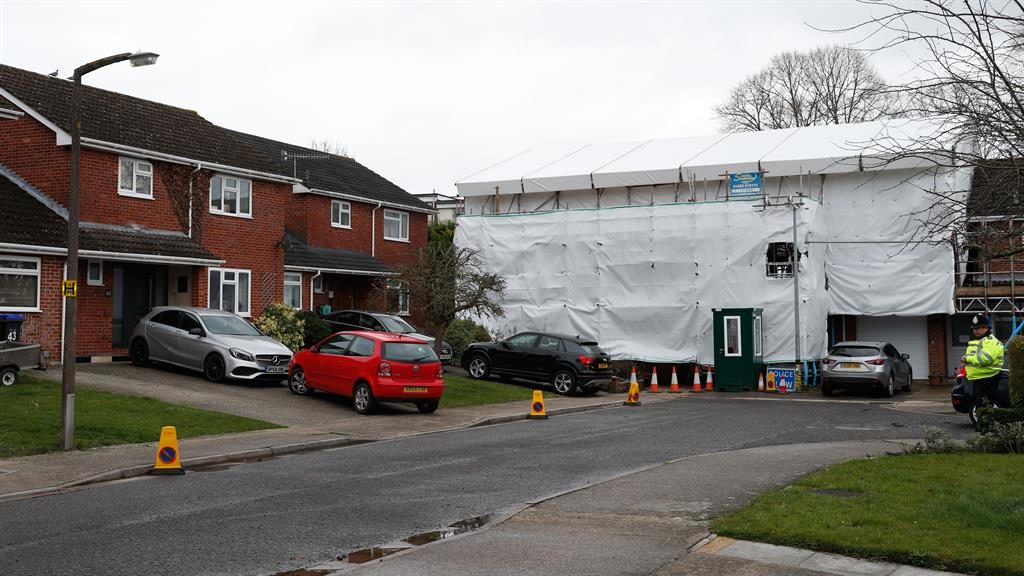 Salisbury Novichok attack poisoned second officer, Met confirms