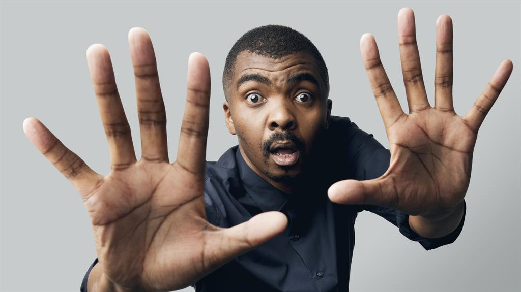 Edinburgh Fringe: Emmy-nominated South African Loyiso Gola tells us about his stand-up show