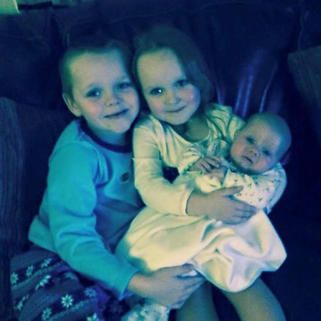 Mum dies two years after arson kills four of her children