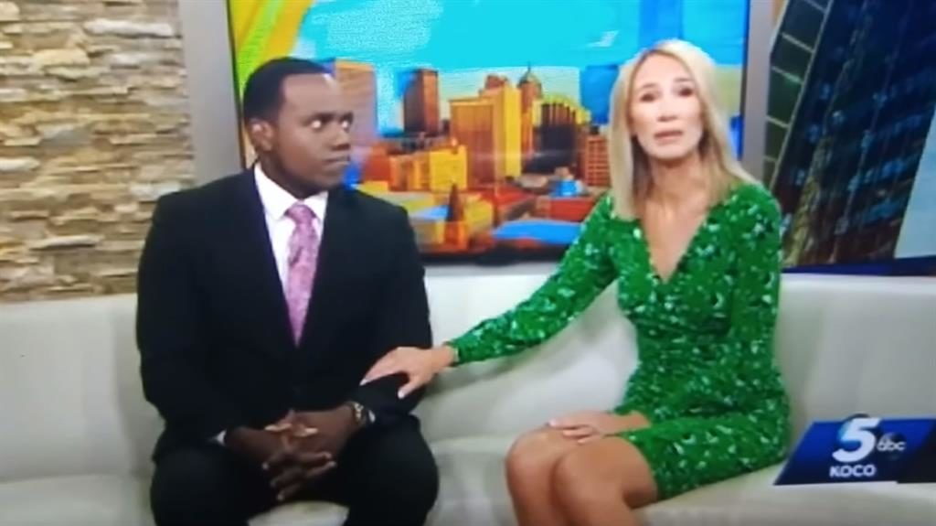 TV anchor apologizes after comparing black cohost to gorilla