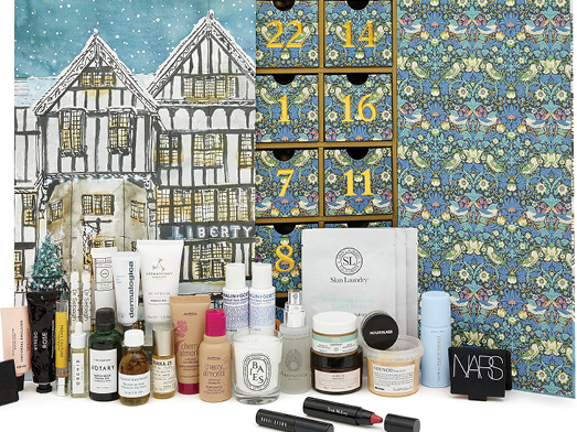beauty advent calendars are hitting the shelves and here. Black Bedroom Furniture Sets. Home Design Ideas