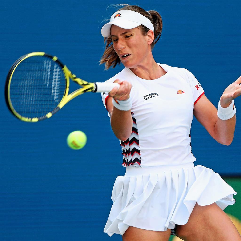 Svitolina ends Konta run in US Open quarter-final