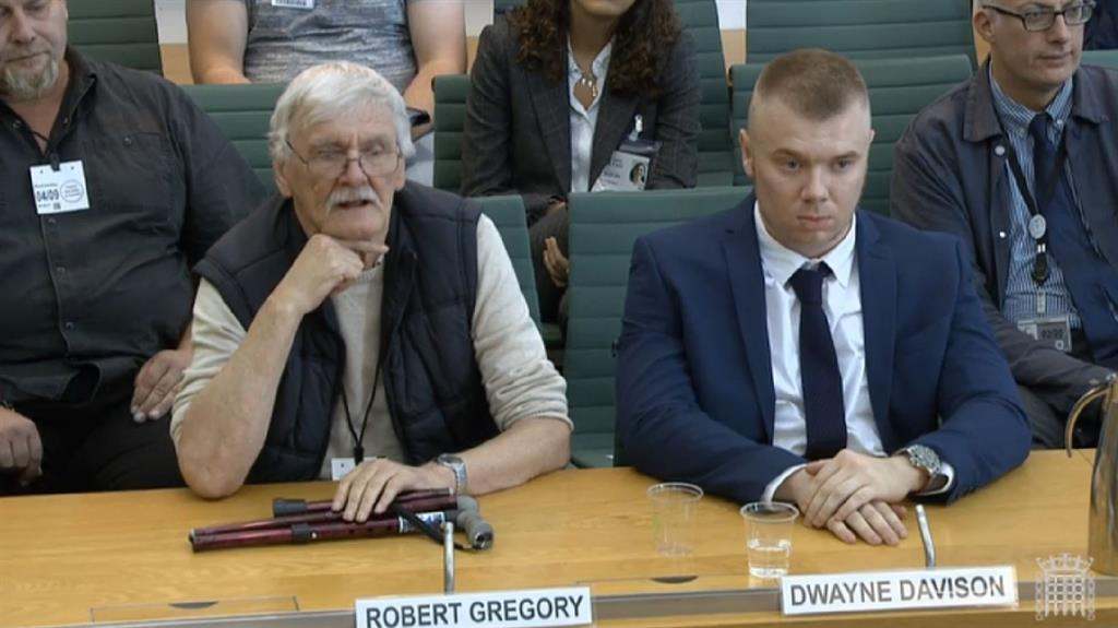 Jeremy Kyle guests and Love Islanders share TV woes with parliament committee