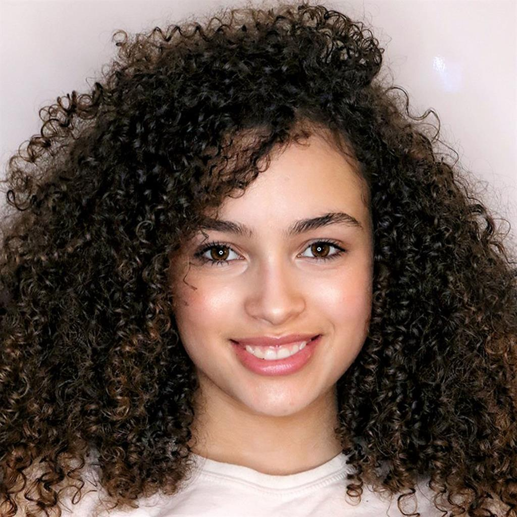 'Stressed about her exams': Child star Mya-Lecia Naylor PICTURE: PA