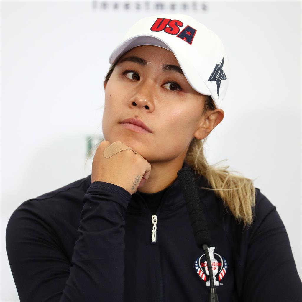 American Danielle Kang seeking to 'crush' Europe in the Solheim Cup