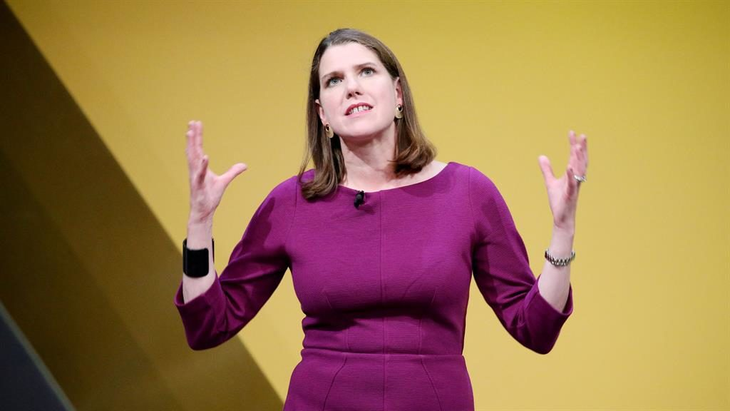 Jo Swinson: Vote me into No.10 and I'll cancel Brexit