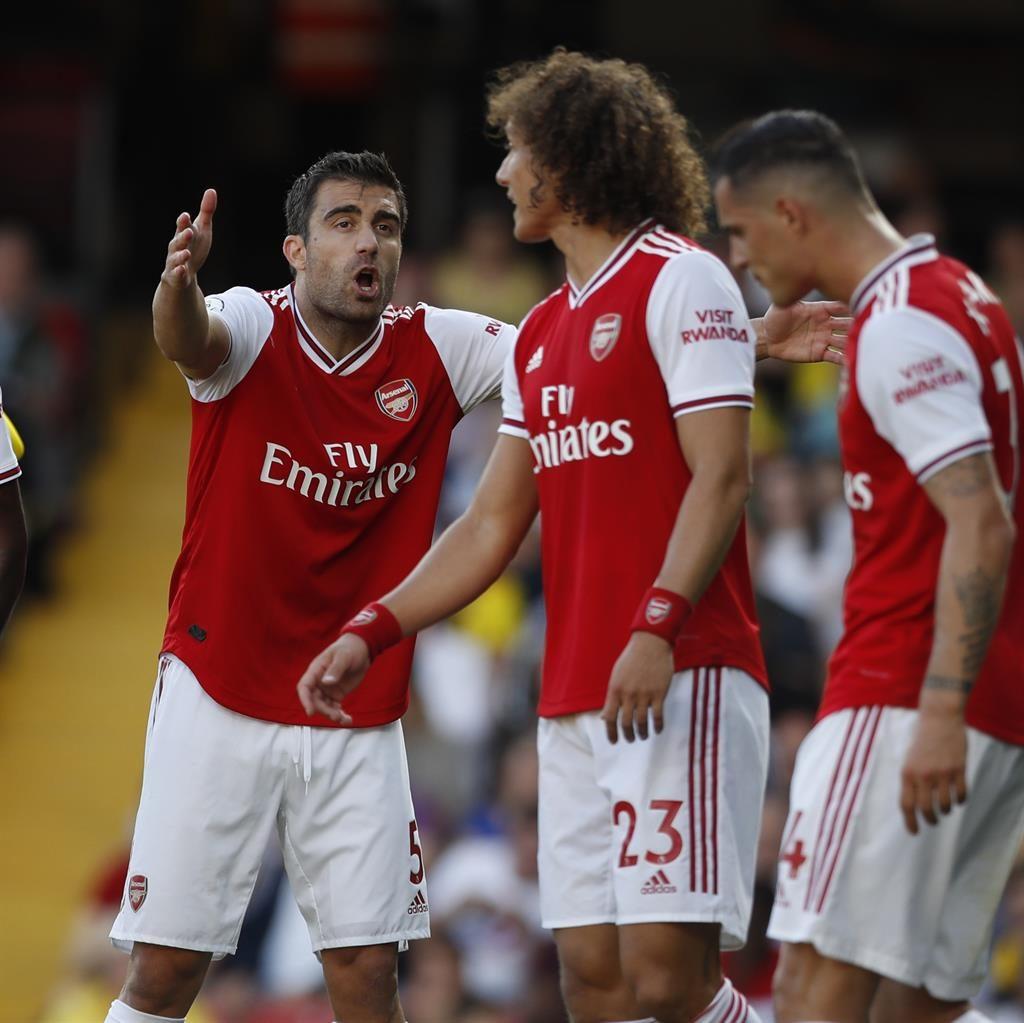 Arsenal captain Granit Xhaka admits Gunners were playing