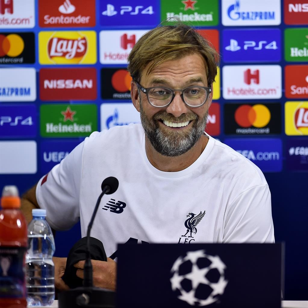 Klopp's Liverpool future may depend on English weather, says agent