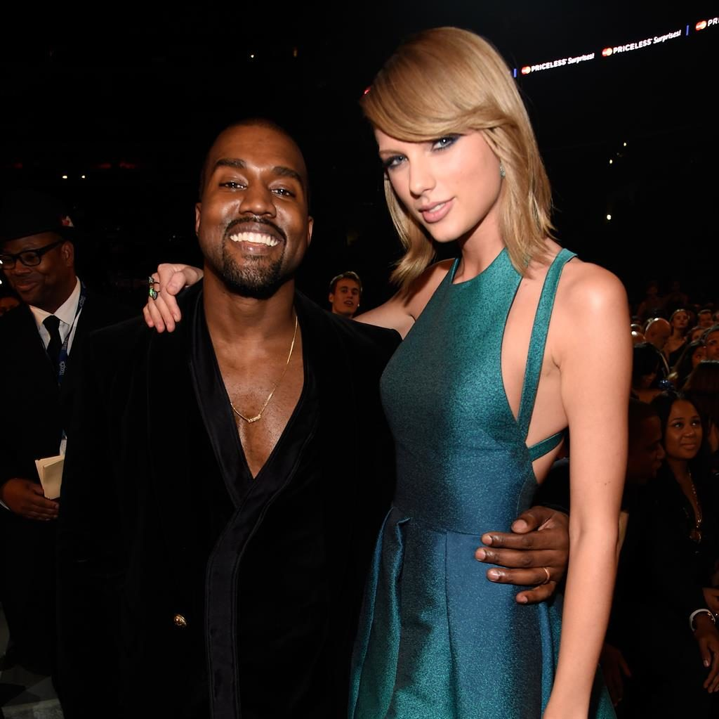 Taylor Swift Slams Kanye for