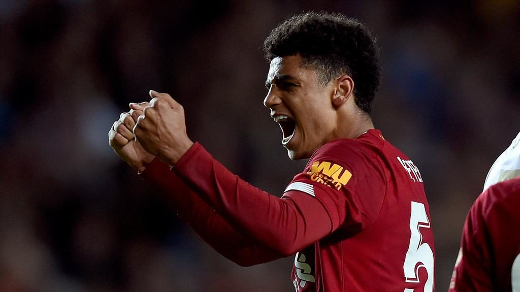 Liverpool fans are unsure about Brewster after MK Dons victory