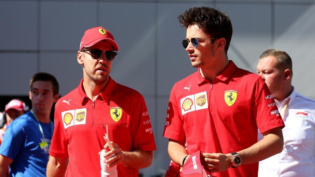 Ross Brawn on Ferrari's
