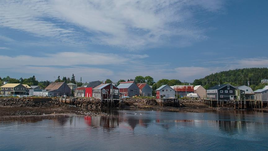 Canada for the weekend? New Brunswick is home to sensational