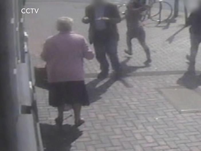 Gran, 81, fights off cash machine robber