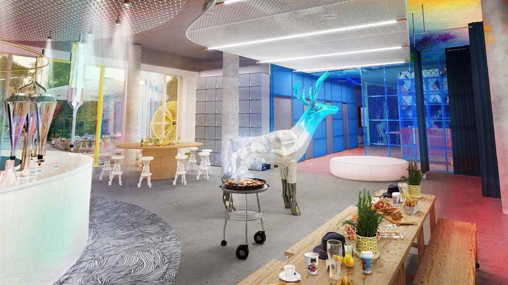 Open house: Budget brand Jo&Joe has hip new dorm rooms and bargain breakfasts