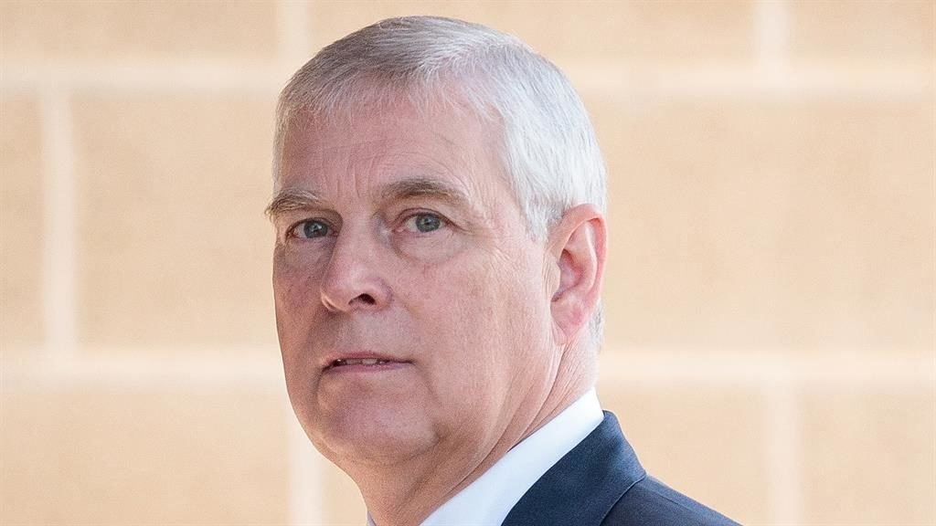 'One mistake': Prince Andrew PICTURE: EPA