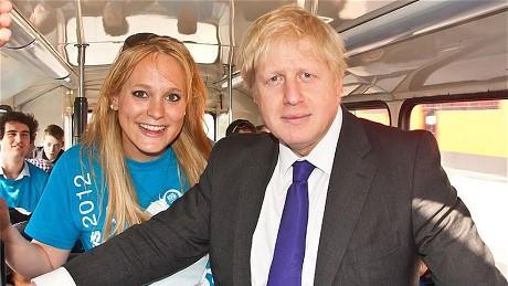 Letter: Boris Johnson with Jennifer Arcuri when he was London mayor in 2013