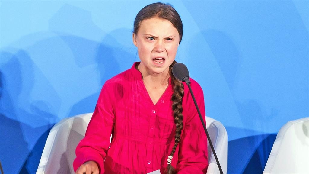 The Rewind Recommends: Fatboy Slim's Brilliant Remix Of Greta Thunberg's Speech