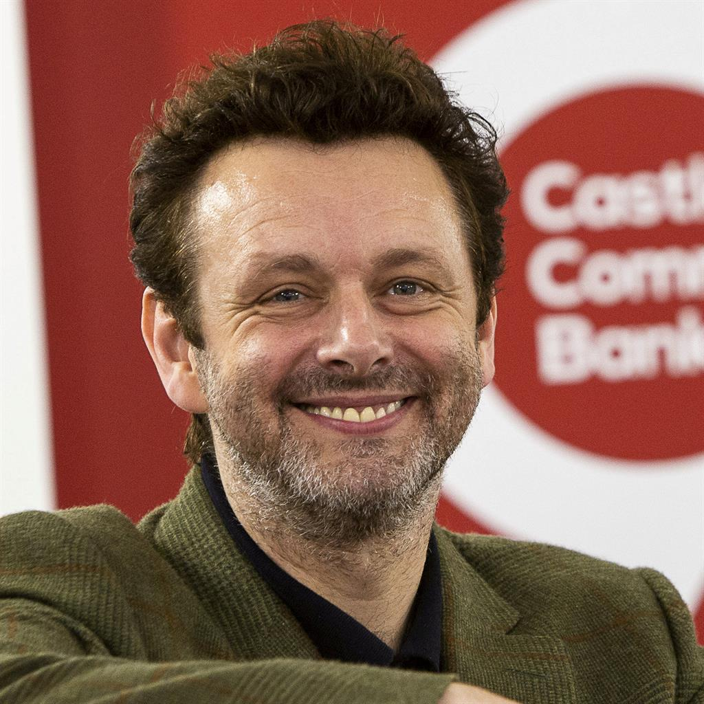 'My close encounter': Michael Sheen says he saw a flying saucer